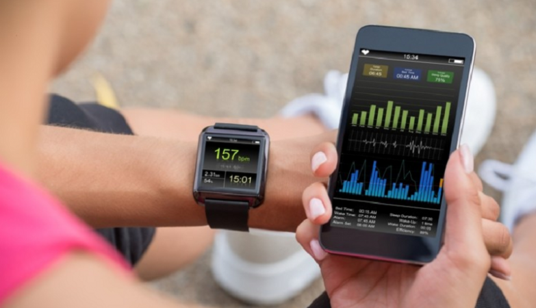 wearable fitness tech trend
